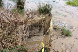 Flood Cambridge drain blocked